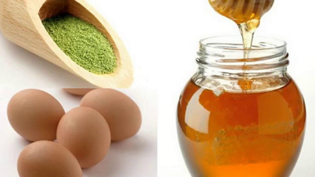 Trứng gà mật ong