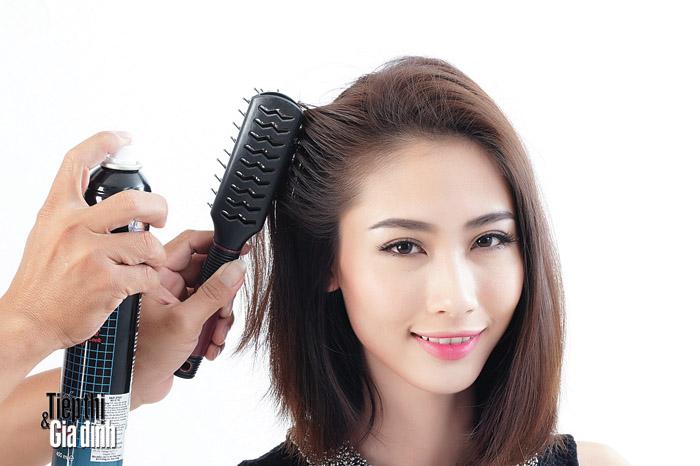 Gel cho tóc