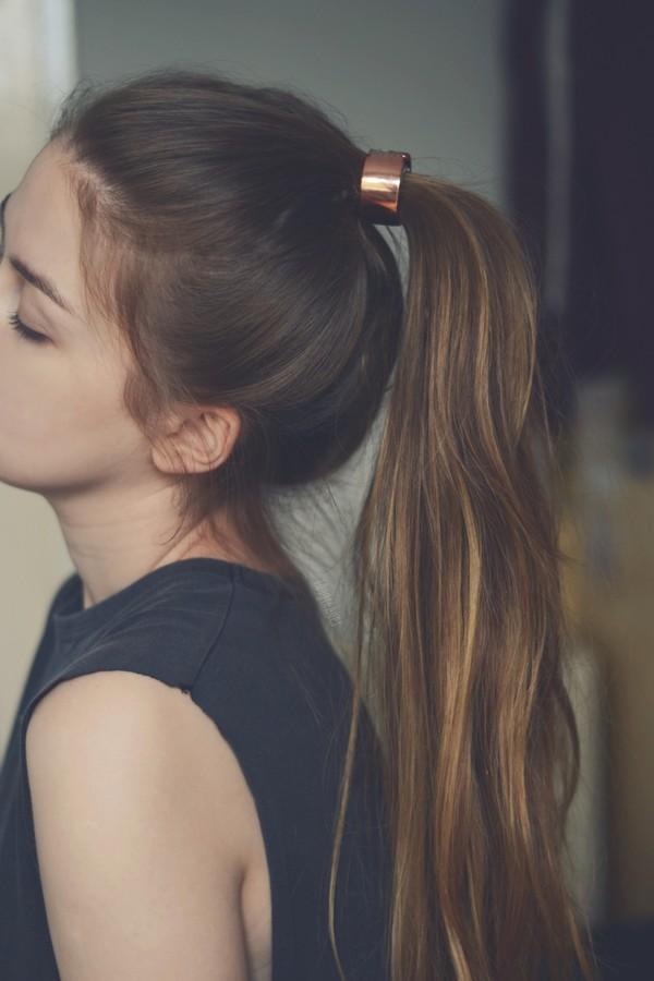 Tóc đuôi đuôi ngựa
