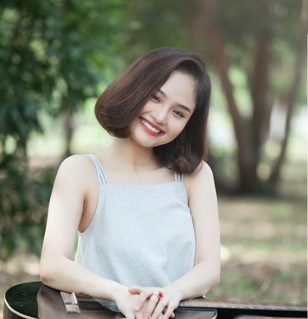 Ca sĩ Miu Lê