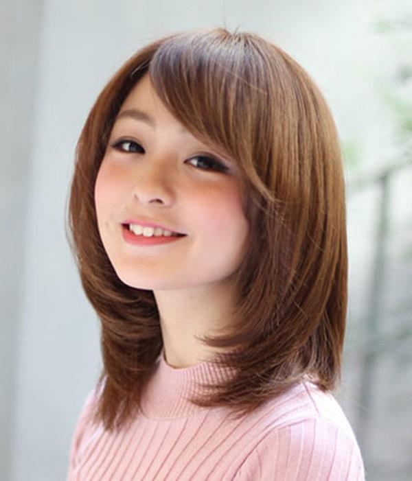 Kiểu tóc ngắn tỉa tầng
