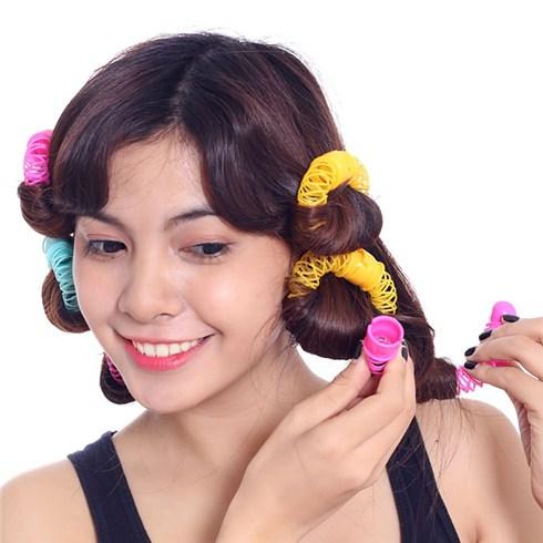 Lô lò xo cho tóc uốn