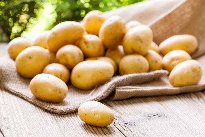 Khoai tây được dùng làm thực phẩm