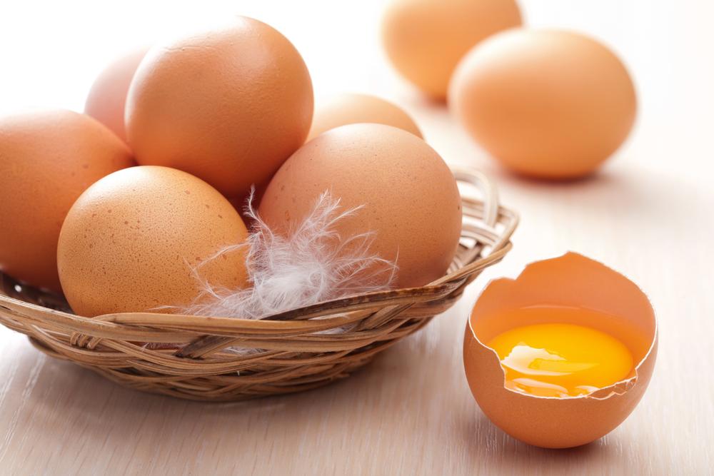 Trứng là thực phẩm được sử dụng nhiều